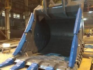 Ковш скальный сверх-усиленный для экскаваторов Volvo EC460