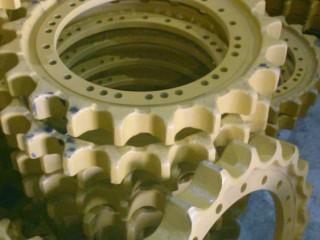 Звездочка 200108-00055 для моделей техники Doosan