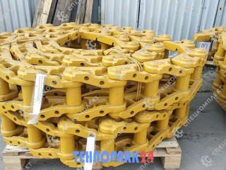 Цепь гусеничная 41 звено 175-32-00113 для Komatsu D155A-5