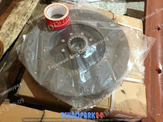 Диск сцепления 01м-21С6Б для автогрейдера ДЗ-122