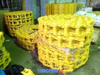 Цепь гусеничная 51 зв 1082-00030 для Doosan Solar340