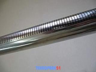 Труба-луч не желобкового, не гребешкового типа, щелевые
